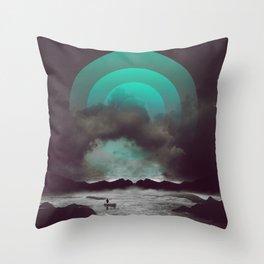 Solivagant Throw Pillow