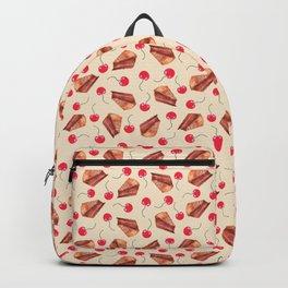 cherries & cakes-cornsilk Backpack