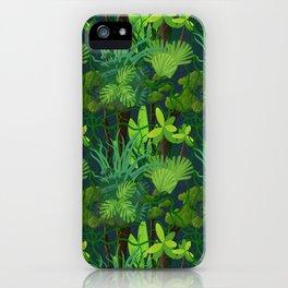 Endless Jungle iPhone Case