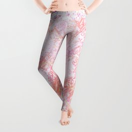Floating The Unknown Leggings