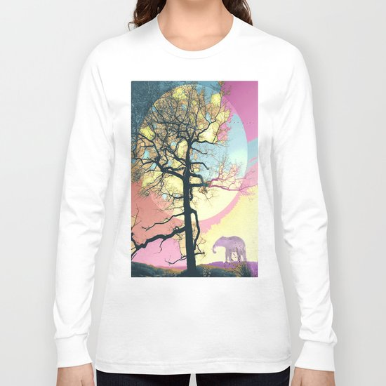 Colorful World Long Sleeve T-shirt