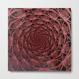 Galaxy of Filaments Metal Print