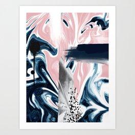 Dusty Conscience Art Print