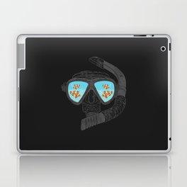 Underwater Attractions  Laptop & iPad Skin