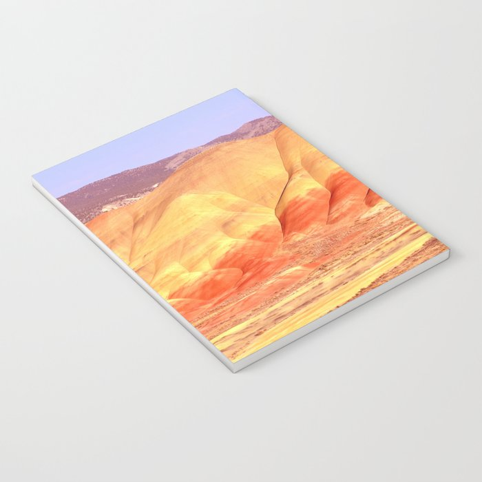 PAINTED HILLS Notebook