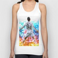 ronaldo Tank Tops featuring Ronaldo by Cr7izbest