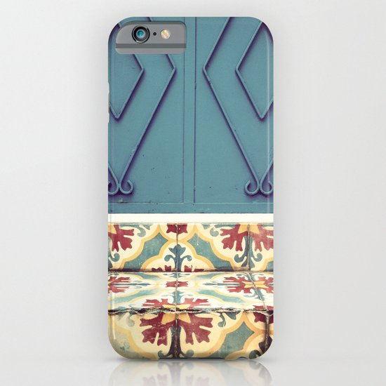 Pattern & colore iPhone & iPod Case