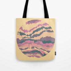 TOPOGRAPHY 010 Tote Bag