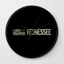 Black Flag: Tennessee Wall Clock