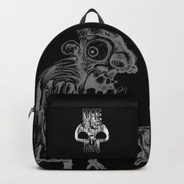 """BERNI MTG """"DIE"""" Backpack"""
