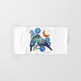 Sweet Chicory Hand & Bath Towel