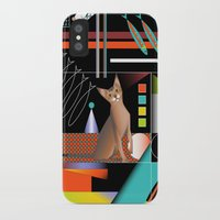predator iPhone & iPod Cases featuring Predator by Vannina