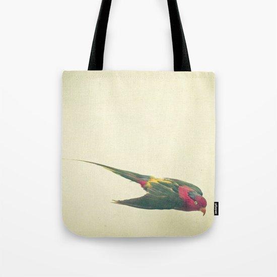 Bird Study #4 Tote Bag