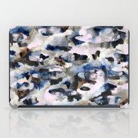 camo iPad Cases featuring Camo by Josie Stevenson