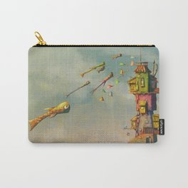 Island of nowhere Carry-All Pouch