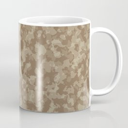 Dirt camo Coffee Mug