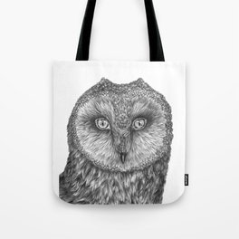 Little Barn Owl Tote Bag