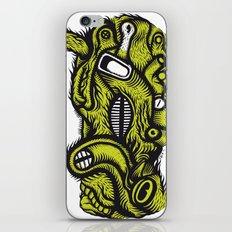 Irradié - the print iPhone & iPod Skin