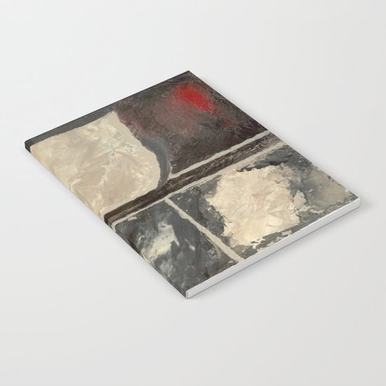 Textured Marble Notebook