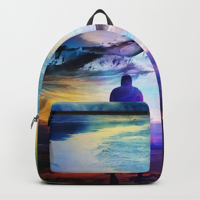 Edge Of Time Backpack