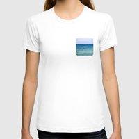 blues T-shirts featuring Blues by Noreen Loke