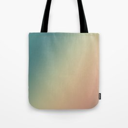 Evening Sand - Gradients are the new colors. Tote Bag