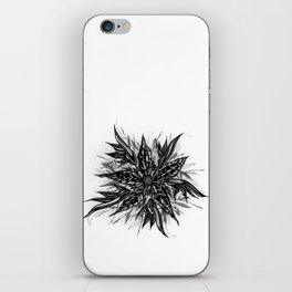 GR1N-FL0W3R (Grin Flower) iPhone Skin
