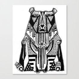 karhu Canvas Print