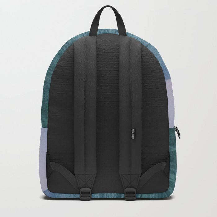 Sea and sky Backpack
