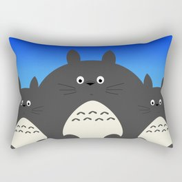 My Neighbour Rectangular Pillow