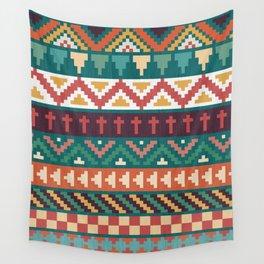Southwestern Pattern Wall Tapestry