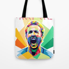 Harry Kane World Cup 2018 Edition Tote Bag