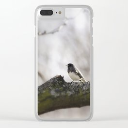 Junco Clear iPhone Case