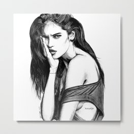 Juliana Herz Metal Print
