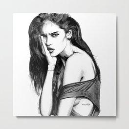 Juliana Herz Metal Print