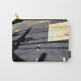 Paved With Good Intentions Carry-All Pouch