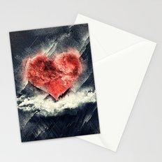 Tan Vacio Stationery Cards
