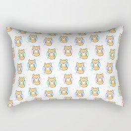 Cute Cuddly Fox Rectangular Pillow