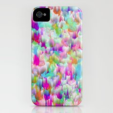 Neon Rain Slim Case iPhone (4, 4s)