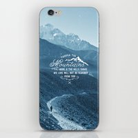 pocketfuel iPhone & iPod Skins featuring NOT SHAKEN by Pocket Fuel