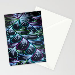 4 Spray Stationery Cards