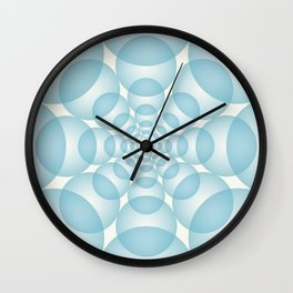 Mandala #2 Wall Clock