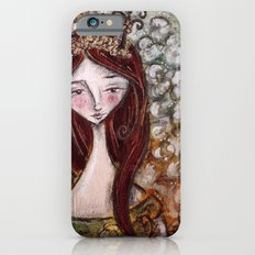 Flower Fawn iPhone 6s Slim Case