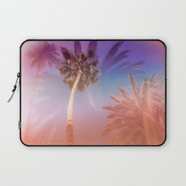 Palm Trees Kissing the Sky Laptop Sleeve