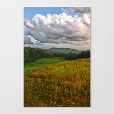 Catcher in the Rye View Canvas Print