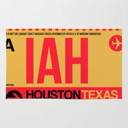 IAH Houston Luggage Tag 1 Rug