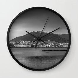 Santa Luzia, Viana do Castelo. Wall Clock