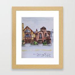 San Francisco3 Framed Art Print