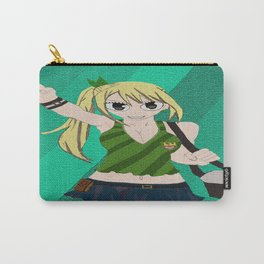 Lucy Ready To Go Out! Carry-All Pouch