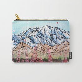Denali Fireweed Carry-All Pouch